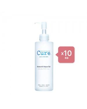 Cure - Natural Aqua Gel (10ea) Set - Midnight green