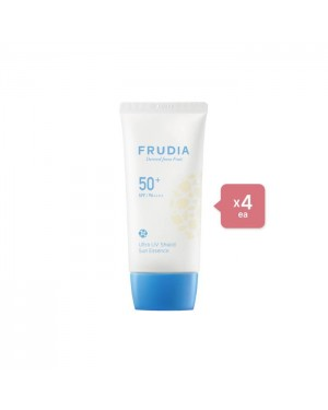 FRUDIA Ultra UV Shield Sun Essence SPF50+ PA++++ - 50g (4ea) Set