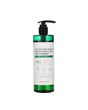 SOME BY MI - AHA-BHA-PHA 30days Miracle Acne Clear Body Cleanser - 400g