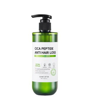 SOME BY MI - Cica Peptide Anti Hair Loss Derma Scalp Shampoo - 285ml