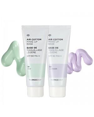 The Face Shop - Air Cotton Makeup Base