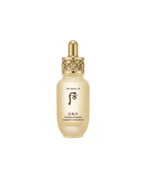 The History of Whoo - Cheongidan Concentré Nutritive Essential Ampoule - 30ml