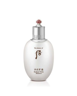 The History of Whoo - Gongjinhyang Seol Radiant White Équilibreur - 150ml