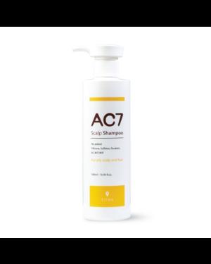 TISHA - AC7 Scalp Shampoo - 500ml
