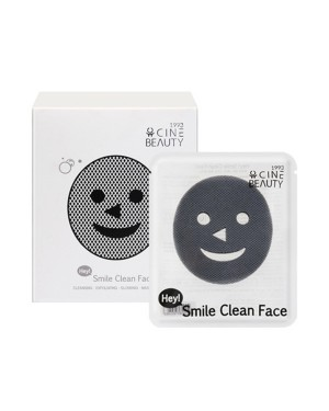 UCINE BEAUTY - Hey Smile Clean Face - 10pcs