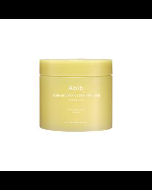 Abib - Yuja Probiotics Blemish Pad Vitalizing Touch - 140ml / 60pads