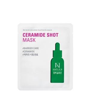 AMPLE:N - Ceramide Shot Mask - 1pc