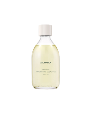aromatica -  Körperöl erwecken - Peppermint & Eucalyptus - 100ml