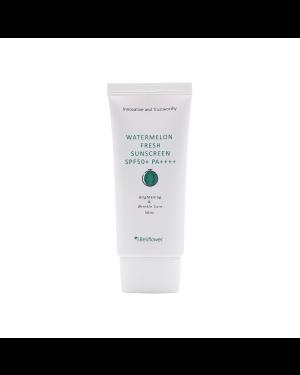 Bellflower - Watermelon Fresh Sunscreen SPF50+ PA++++ - 50ml