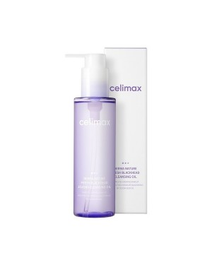 CELIMAX - Derma Nature Fresh Blackhead Jojoba Cleansing Oil - 150ml
