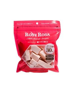 Chantilly - Rosy Rosa Éponge du Pentagone - 30PCS