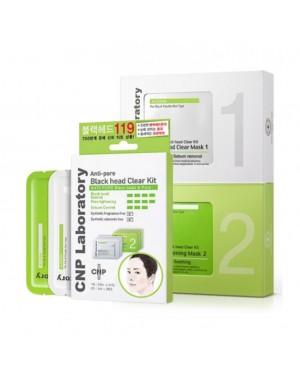 CNP LABORATORY - Kit Anti Pore Black Head Clear - 1pack
