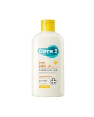 Derma:B -  Täglicher Sonnenschutz SPF50 + PA ++++ - 200ml