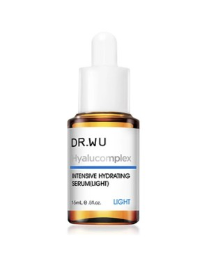 DR.WU - Intensive Hydrating Serum With Hyaluronic Acid-Light - 15ml