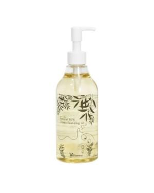 Elizavecca - Huile nettoyante naturelle 90% d'olive - 300 ml