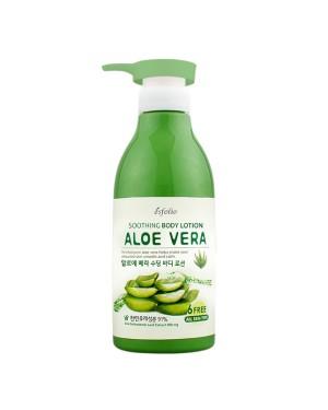 esfolio - Aloe Vera Soothing Body Lotion - 500ml