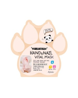 esfolio - Hand & Nail Vital Mask - 9ml*3pc