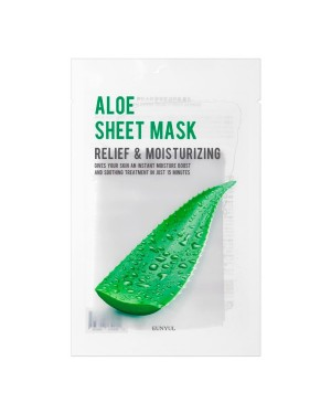 EUNYUL - Masque en feuille Purity Aloe - 1pc