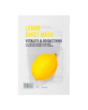EUNYUL - Masque en feuille de citron pureté - 1pc