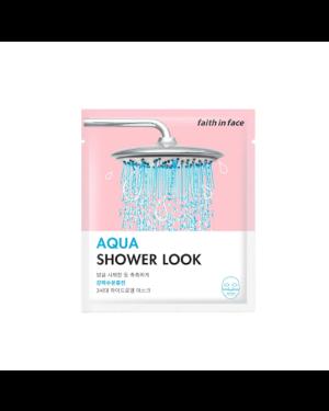 Faith in Face - Masque Hydrogel Aqua Shower Look - 1pc