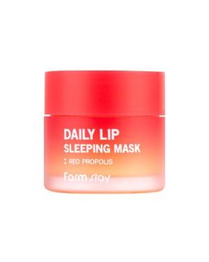 Farm Stay - Daily Lip Sleeping Mask Red Propolis - 20g