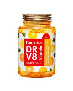 Farm Stay - Ampoule de vitamine Dr-V8 - 250 ml
