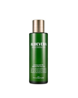 FROM NATURE - Aloevera 98% Moisture Soothing Lotion