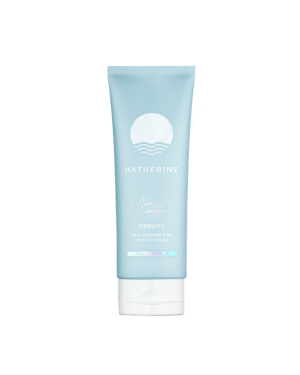 Hatherine - Real Calming Cica Tone Up Cream - 70ml