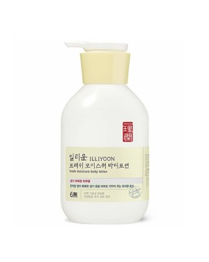 ILLIYOON - Lotion pour le corps Fresh Moisture 350ML - 350ml