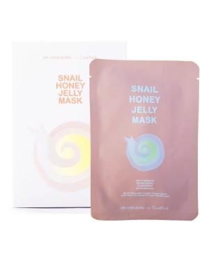 JIN JUNG SUNG - Snail Honey Jelly Mask - 25ml X 10pcs
