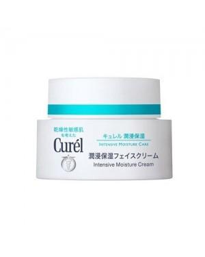 Kao - Curel Intensive Moisture Care Moisture Cream - 40 g
