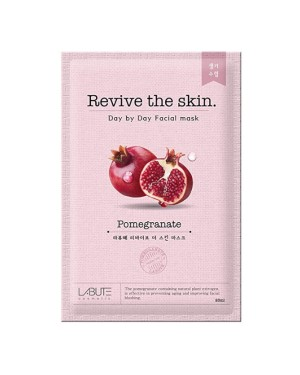 LABUTE - Revive The Skin Day By Day Mask - Pomegrante - 1pc