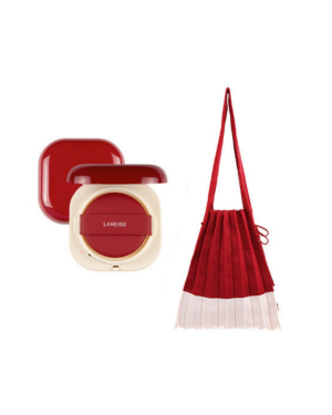 LANEIGE - Coussin Neo X Joseph & Stacey - 01 Coussin Stacey Rouge + Sac Eco - 2items