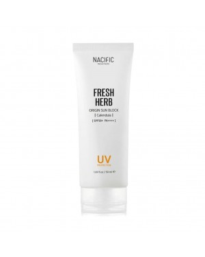 Nacific - Fresh Herb Origin Sun Block - 50ml