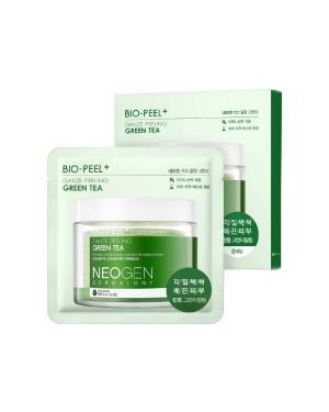 NEOGEN Dermalogy - Bio - Peel Gauze Peeling Green Tea - Green Tea - 8 Pads - 8pcs