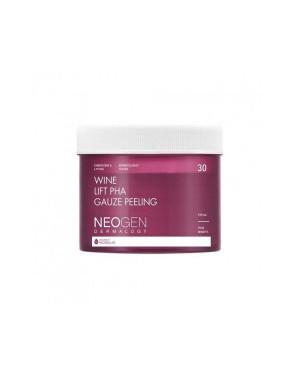 NEOGEN Dermalogy - Peeling de gaze Wine Lift PHA - 190ml / 30ea