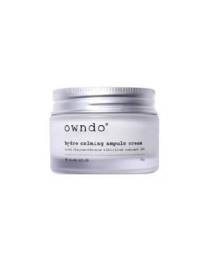 owndo - Hydro Calming Ampule Cream - 55g