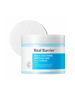 Real Barrier - Aqua Soothing Ampoule Tampon - 90ml(70ea)