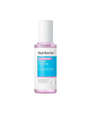 Real Barrier - Cica Relief Serum