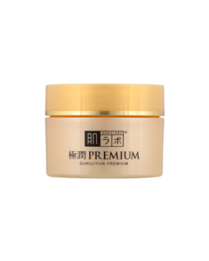 Rohto Mentholatum  - Hada Labo Gokujyun Premium Crème Édition 2020 - 50g