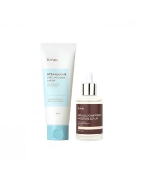 iUNIK - Beta Glucan Edition Skincare Set - Apple green