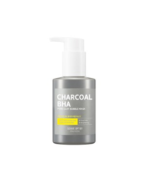 SOME BY MI - Charcoal BHA Pore Clay Bubble Mask - 120g