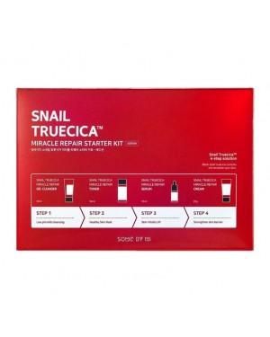 SOME BY MI - Kit de démarrage Snail Truecica Miracle Repair