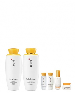 Sulwhasoo - Essential Balancing Daily Routine Set - 6items