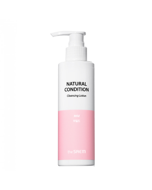 TheSaem - Natural Condition Cleansing Lotion - 180ml