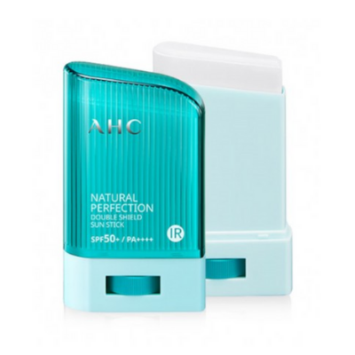 A.H.C - Natural Perfection Double Shield Sun Stick Blue 2020 Holiday Collection