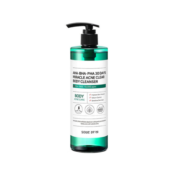SOME BY MI - AHA-BHA-PHA 30days Miracle Acne Clear Body Cleanser
